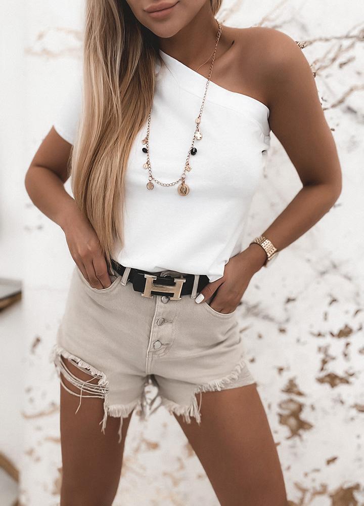 Феноменальная белая блуза