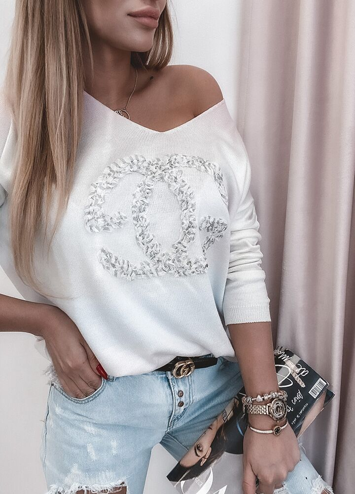 SWETER CC OMBRE