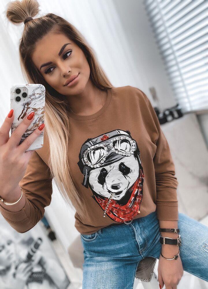 ТОЛСТОВКА PANDA