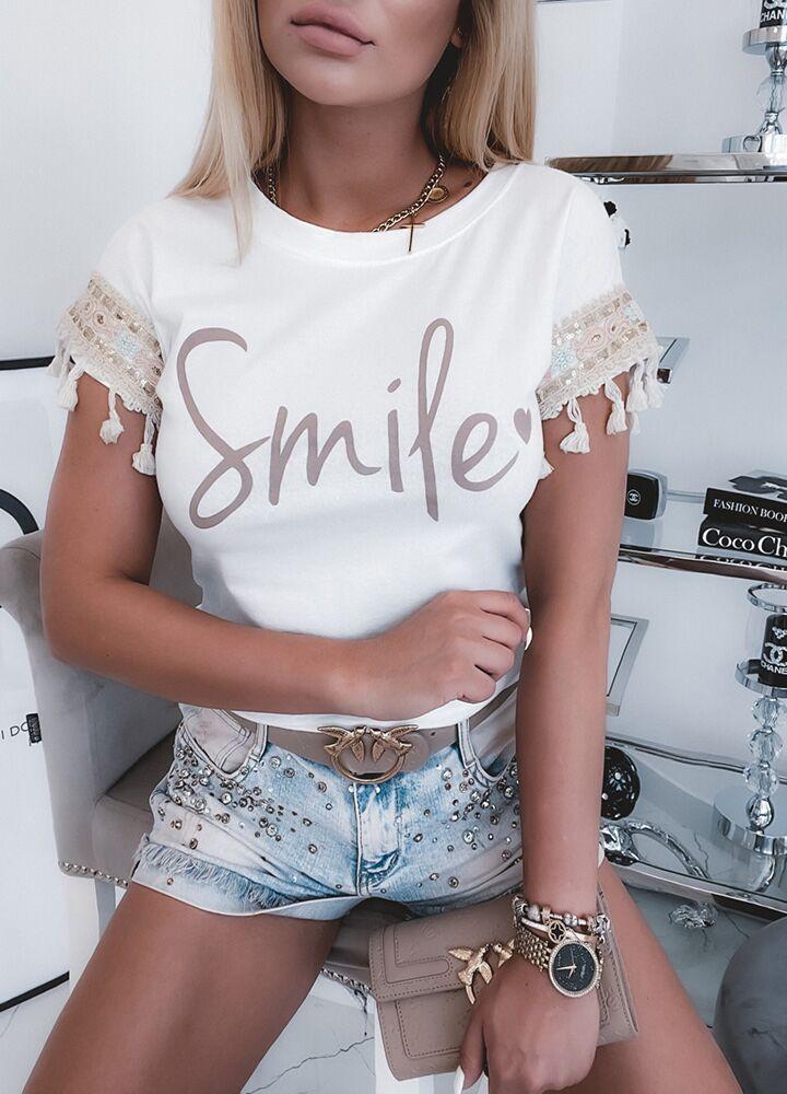 BLUZKA SMILE