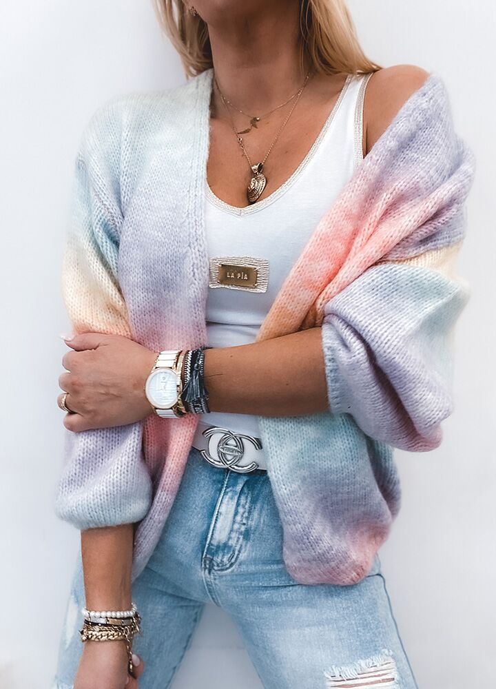 SWETER ARC OMBRE