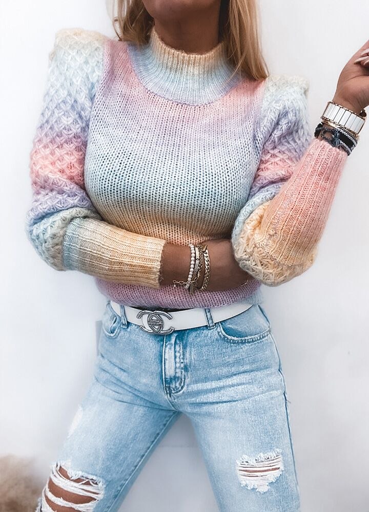 SWETER PROJECT OMBRE