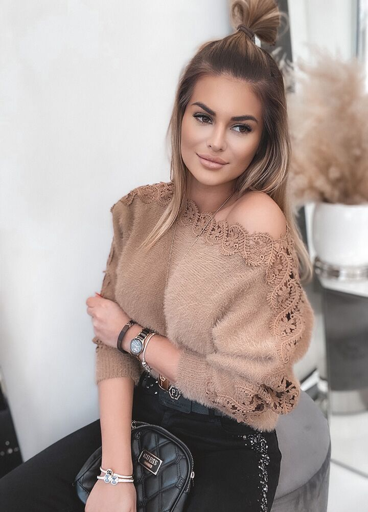 SWETER LOLO LACE