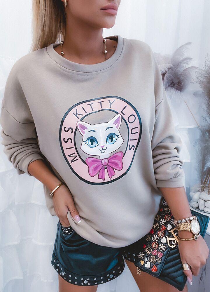 BLUZA SWEET CAT