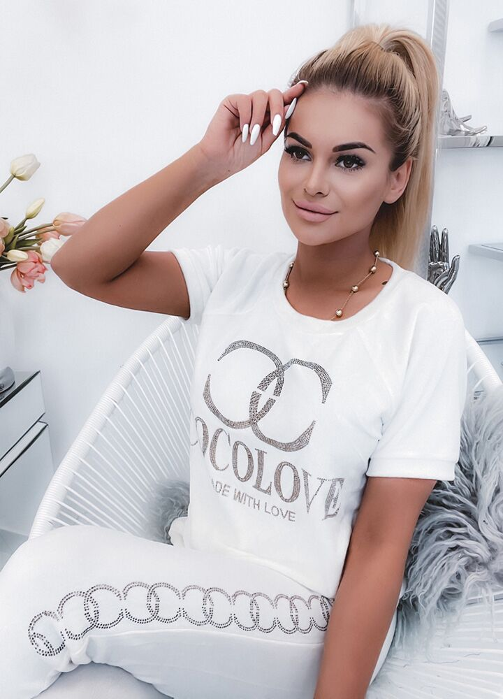 WELUROWY KOMPLET COCOLOVE