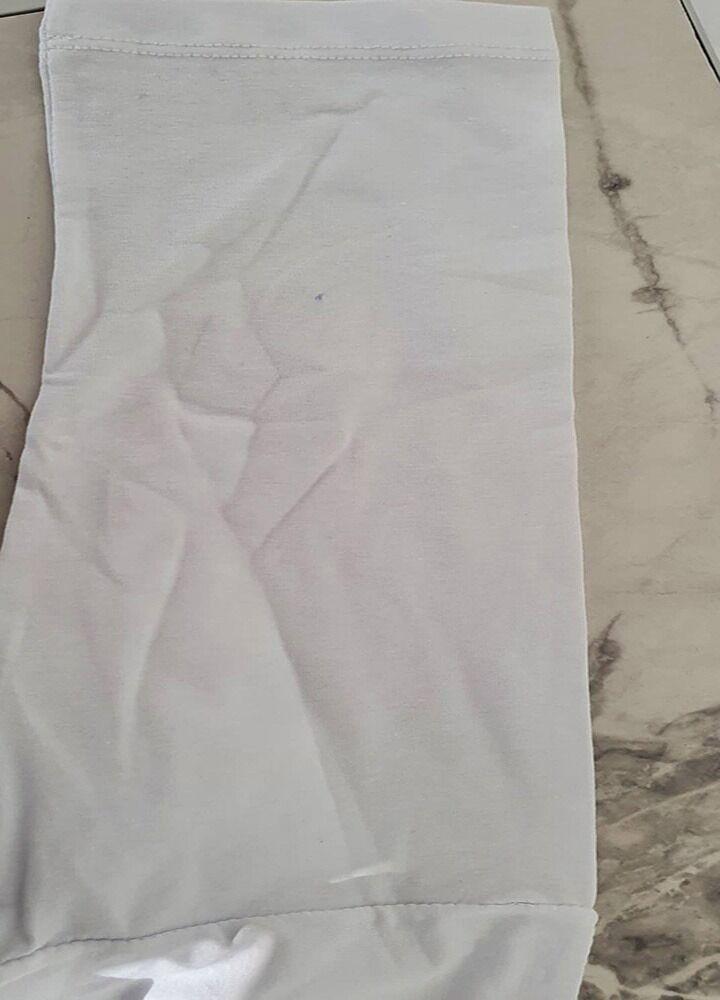 Unique bawełniana bluzka dreaming of flowers white