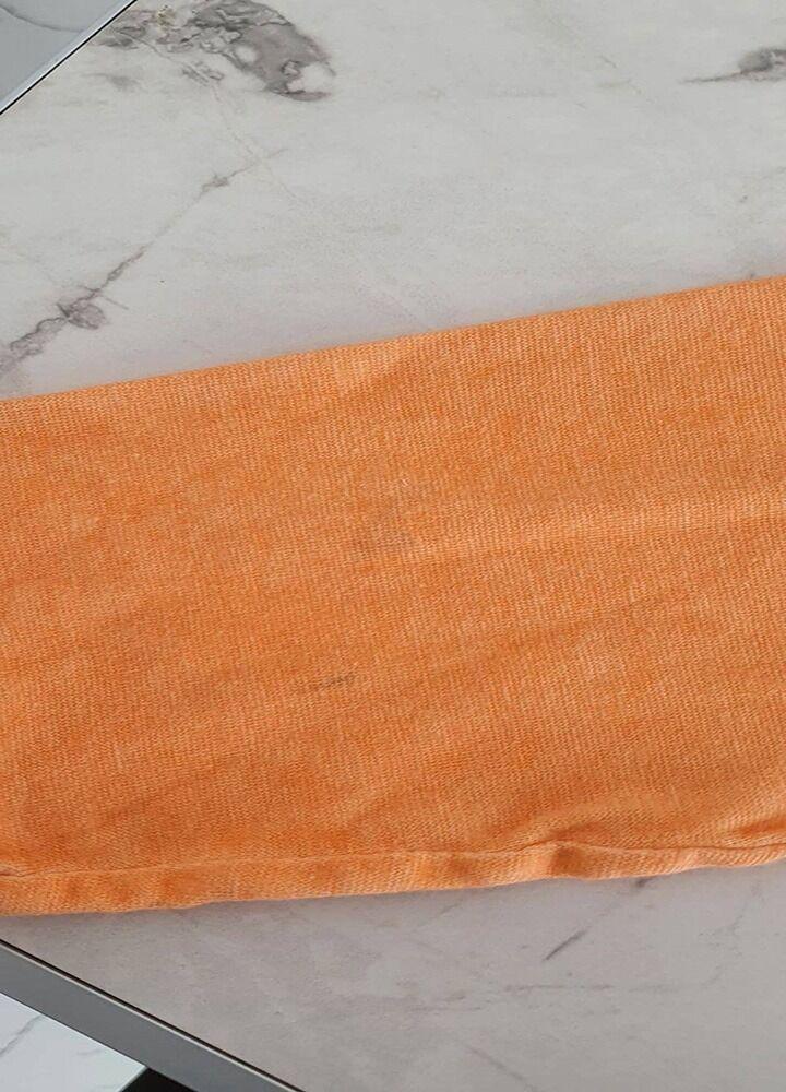 trendy look urocza bluzka famous orange italy